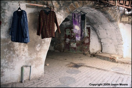 Hebron Old City West Bank