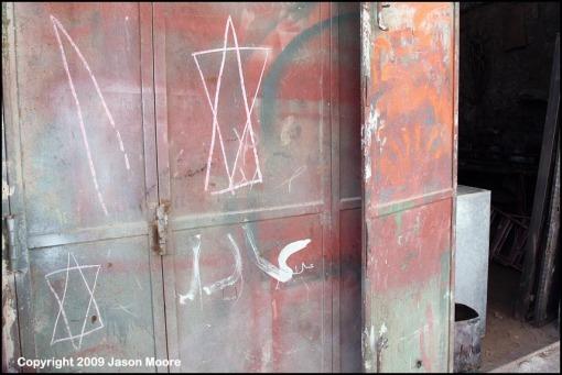 Graffiti Hebron